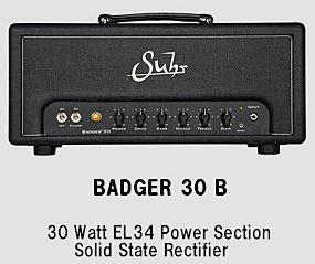 SUHR Badger30