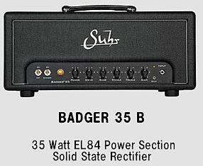 SUHR Badger35