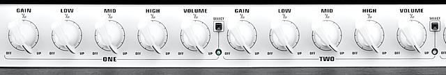 EVH 5150III のコントロール1