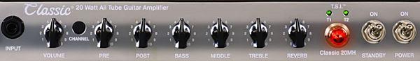 Classic 20 MHのコントロール
