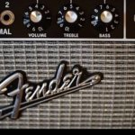 Fender Deluxe Reverbのノーマルチャンネル