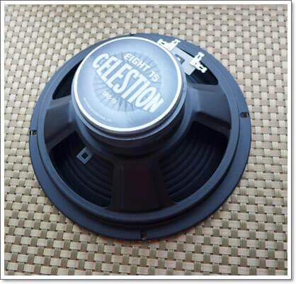 CELESTION Eight15は8インチスピーカーの音を1クラス上の音に変えるベストセラーモデル♫