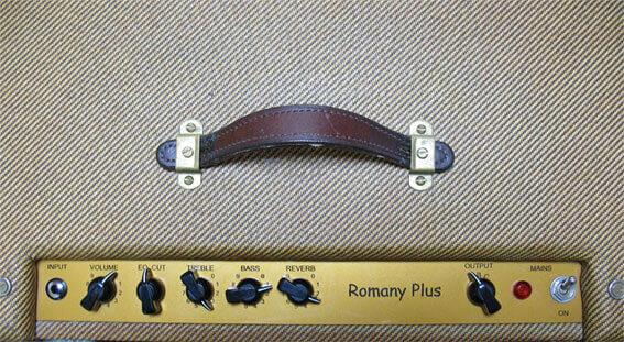 Cornell-Romany Plusが修理から戻ってきたので久しぶりに音出し