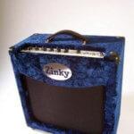 [ギターアンプ] Zinky Blue Velvet 25の動画に感動したのでeBay(セカイモン)で購入しちゃいました