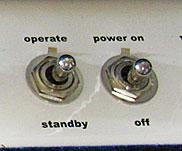 ギターアンプ / スタンバイスイッチの使い方