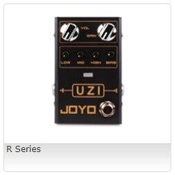 JOYOの新しいエフェクター Rシリーズ