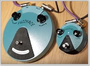 Fuzz FaceとFuzz Face Mini