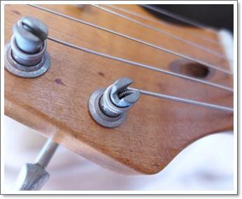 チューニングの狂いは弦の巻き方が原因の場合も