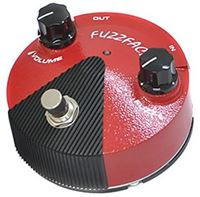 JIM DUNLOP Fuzz Face Mini