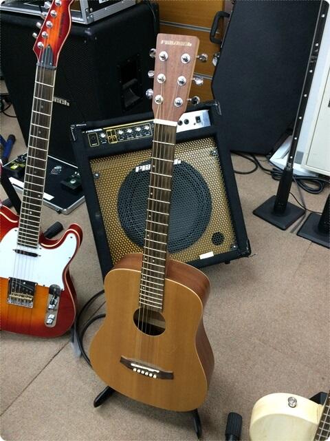 サウンドハウスのギターフロア5