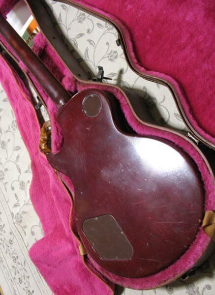 Gibson LesPaul Reissue(1988年製)再塗装前の写真2
