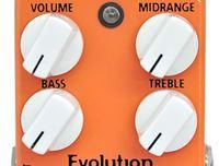 Mad Professor Evolution Orange Underdriveが3バンドEQ搭載