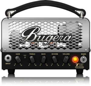 BUGERA T5 INFINIUM コントロールパネル
