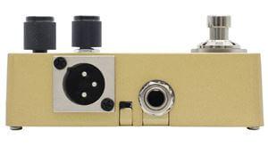 HOTONE OMNI ACにはXLR OUTも搭載されています