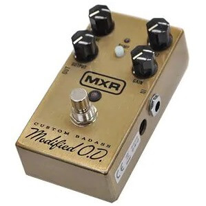 MXR Custom Badass Modified Over Drive