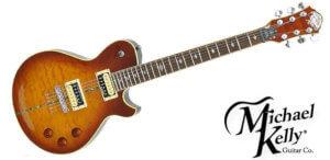Michael Kelly guitars Patriot