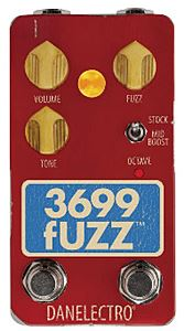 DANELECTRO 3699 FUZZ TF-1