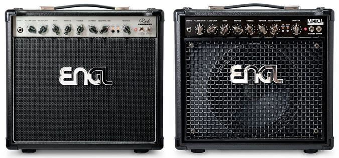ENGL Rockmaster 20、Metalmaster 20 違いはミッドブーストとミッドカット??