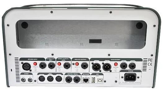 KEMPER Profiling Ampバックパネル