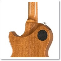Gibson Les Paul Modernのヒール