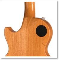 Gibson Les Paul High Performanceのヒール