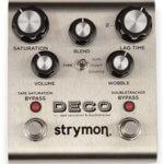 STRYMON DECOのTAPE SATURATION(ブースター)がめっちゃ良い音します