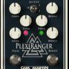 [CARL MARTIN PlexiRanger]往年のロックサウンド再現するマーシャル系ペダル