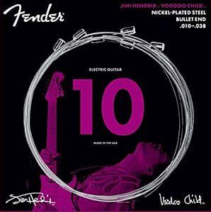 Fender Jimi Hendrix Voodoo Child Strings