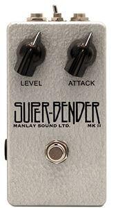 ジェフベックなど名だたるギタリストが愛用していたトーンベンダーのクローンをお探しならManlay Soundがおすすめです