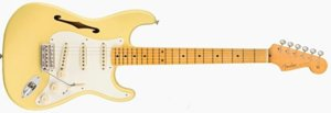Eric Johnson Thinline Stratocaster