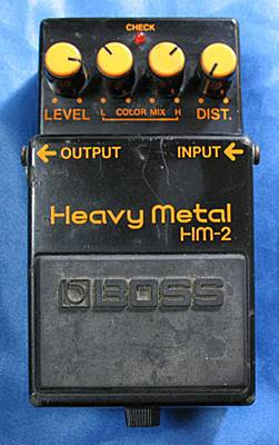 BOSS HM-2オリジナル