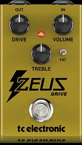 TC ELECTRONIC ZEUS DRIVE